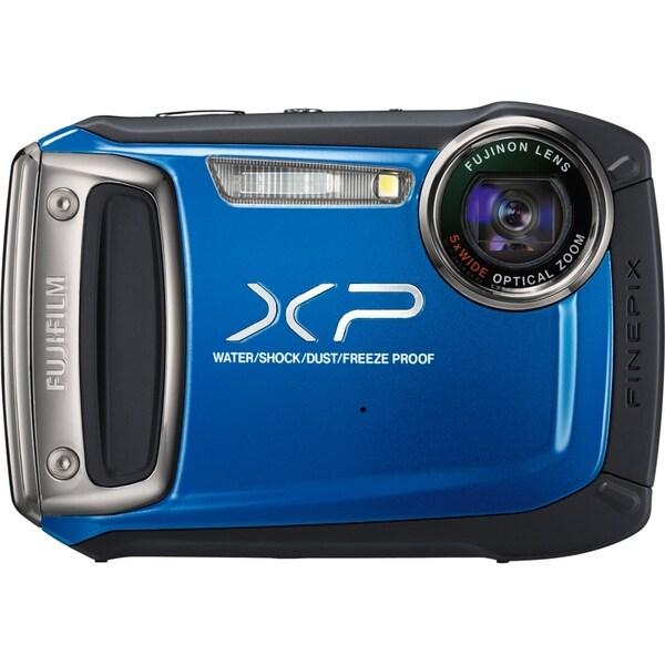 Fujifilm FinePix XP100 14.4 Megapixel Compact Camera - Blue
