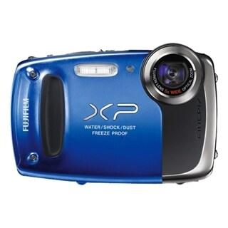 Fujifilm FinePix XP50 14.4 Megapixel Compact Camera - Blue
