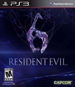 PS3 - Resident Evil 6