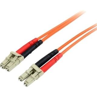 StarTech.com 2m Fiber Optic Cable - Multimode Duplex 62.5/125 - LSZH