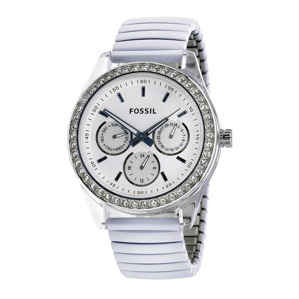 ceed87061a27 Shop Fossil Women s Stella Expansion Band Watch - Free Shipping ...