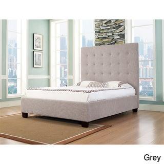 Malibu-X Eastern Fabric California King-size Bed