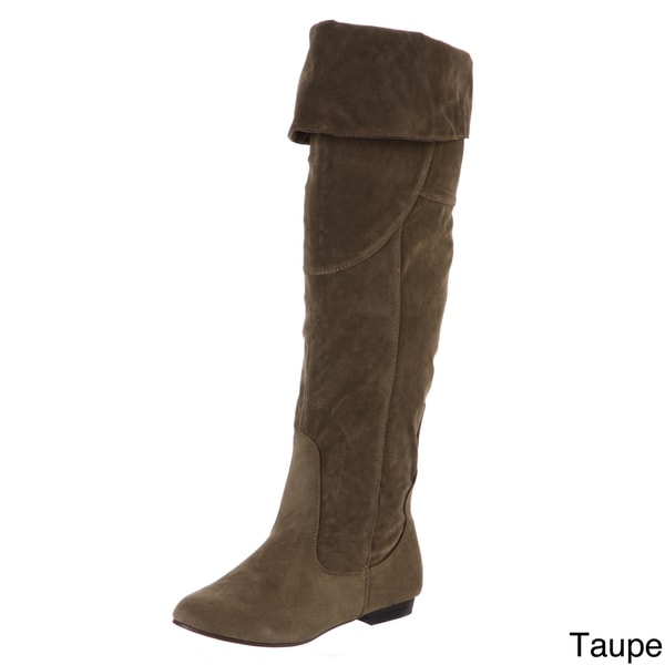 Diba Womens 'Joy Ride' Tall Suede Boots