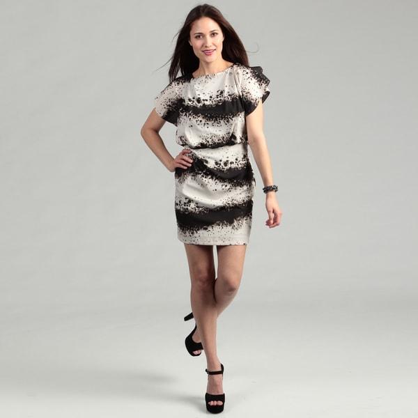 Jessica Simpson Women's Batwing Dress