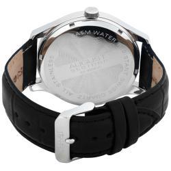 August Steiner Men's Stainless Steel Watch - Thumbnail 1