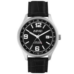 August Steiner Men's Stainless Steel Watch - Thumbnail 2