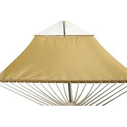 PHAT TOMMY Sunbrella Dupione Deluxe Hammock Outdoor Patio Deck Swing - Thumbnail 1