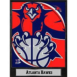 Atlanta Hawks 2011 Logo Plaque