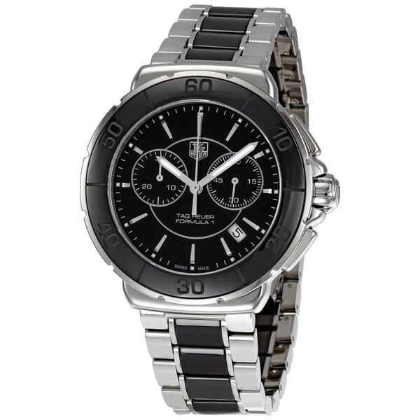 Tag Heuer Men's CAH1210.BA0862 Formula 1 Chronograph Watch
