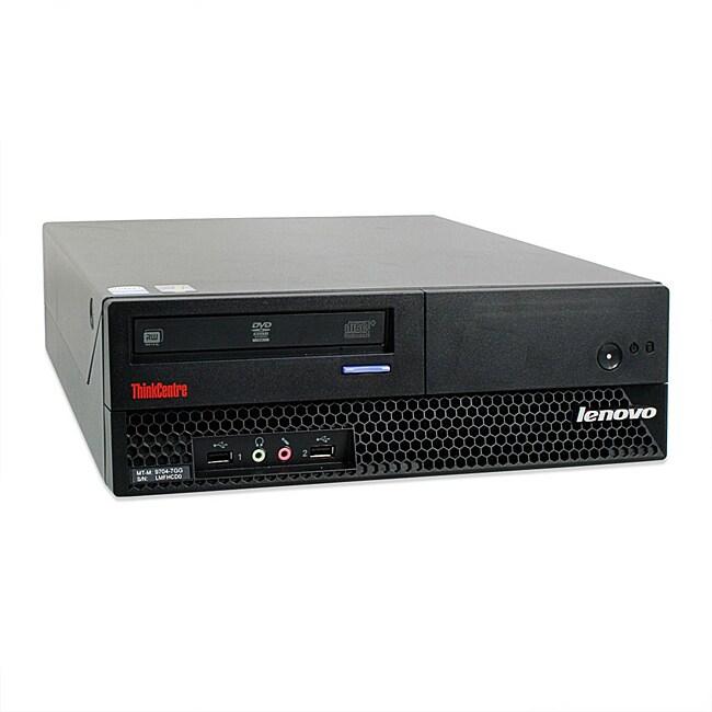 Lenovo ThinkCentre M57P 2.33GHz 80GB SFF Desktop Computer (Refurbished)