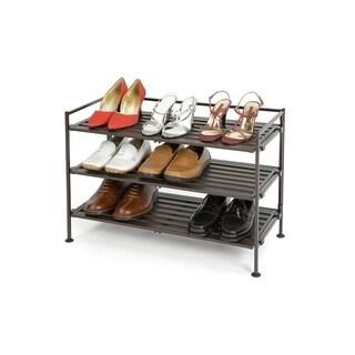 Seville Classics Mocha Utility Shoe Rack|https://ak1.ostkcdn.com/images/products/6479262/P14072706.jpg?_ostk_perf_=percv&impolicy=medium