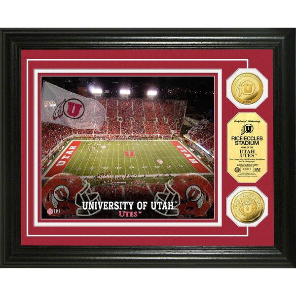 University of Utah Rice-Eccles Stadium Photo Mint