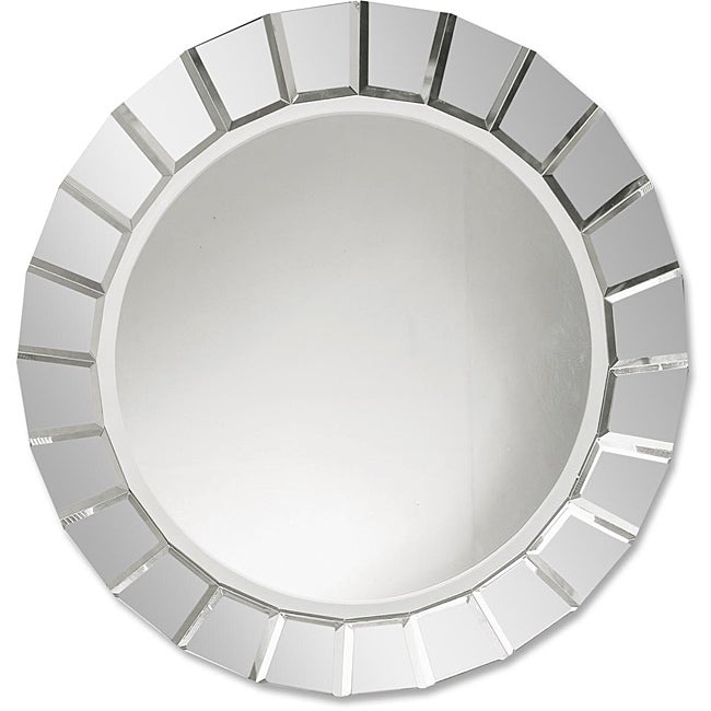 Uttermost Fortune 'Web' Beveled Mirror