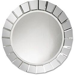 Uttermost Fortune 'Web' Beveled Mirror