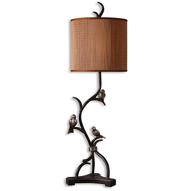 Shop Uttermost Three Little Birds Table Lamp Free