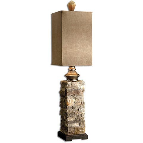 Uttermost Andean Buffet Table Lamp