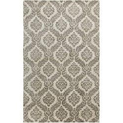 Hand-tufted Averlo Gray Rug (5' x 8')