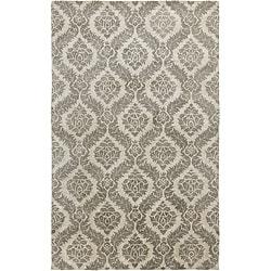 Hand-tufted Averlo Grey Rug (9' x 12')