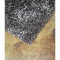 Seville Plum Shag Rug (7'6 x 9'6) - Thumbnail 2