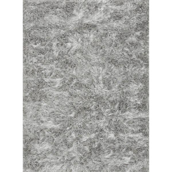 Seville Brown Shag Rug (7'6 x 9'6)