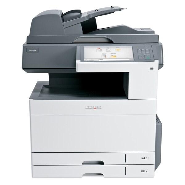 Lexmark X925DE LED Multifunction Printer - Color - Plain Paper Print