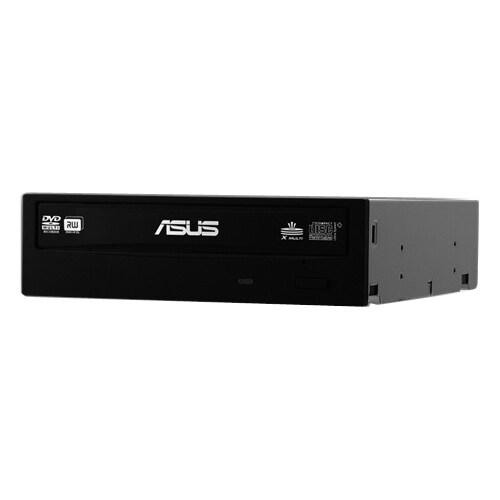 Asus DRW-24B3ST Internal DVD-Writer - Retail Pack - Black...