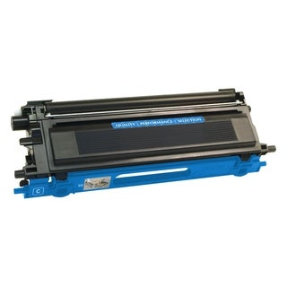 V7 Cyan High Yield Toner Cartridge for Brother HL-4040CN, HL-4040CDN,