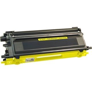 V7 Yellow High Yield Toner Cartridge for Brother HL-4040CN, HL-4040CD