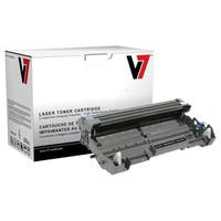 V7 Remanufactured Drum Unit for Brother DR620 - 25000 page yield