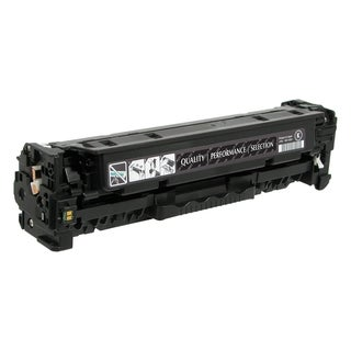 V7 Black Toner Cartridge for HP Color LaserJet CM2320 MFP, CM2320fxi,