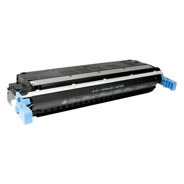 V7 Black Toner Cartridge for HP Color LaserJet 5500, 5500DN, 5500DTN,