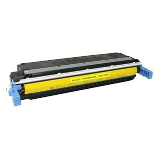 V7 Yellow Toner Cartridge for HP Color LaserJet 5500, 5500DN, 5500DTN
