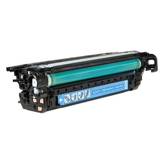 V7 Cyan Toner Cartridge for HP Color LaserJet CP4025dn, CP4025n, CP45
