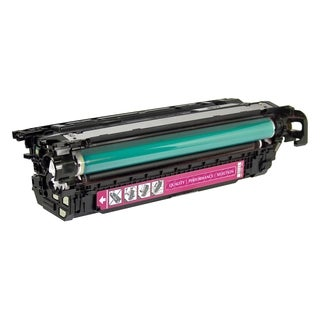 V7 Toner Cartridge - Remanufactured for HP (CE262A) - Yellow