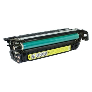 V7 Toner Cartridge - Remanufactured for HP (CE263A) - Yellow