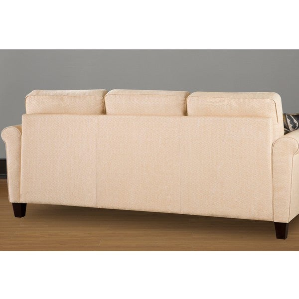 Shop Landon Butter Cream Sofa