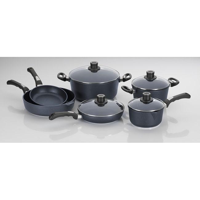 Woll Aluminum 10-piece Cookware Set