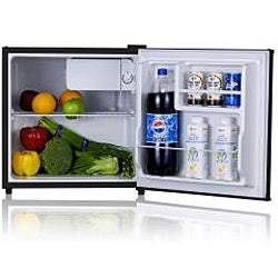 Stainless Compact 20-inch Energy Star Refrigerator