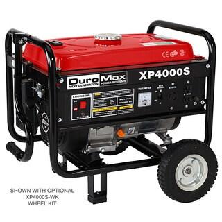 DuroMax 4000 Watt 7.0 Hp Portable RV Generator