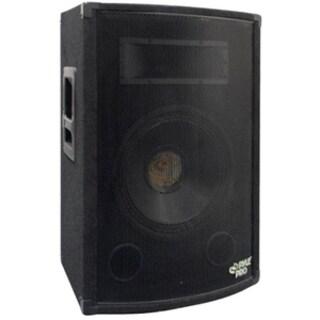 Pyle PADH1579 400 W RMS - 800 W PMPO Speaker - 2-way - 1 Pack - Black
