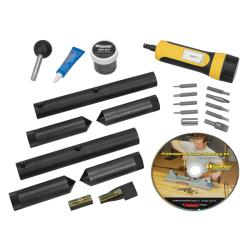 Wheeler Engineering 1-inch/ 30mm Combination Professional Scope Mounting Kit - Thumbnail 0