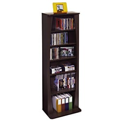 DarLiving Atlantic Canoe Multimedia Cabinet
