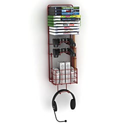DarLiving Atlantic Wall Mount Game Rack