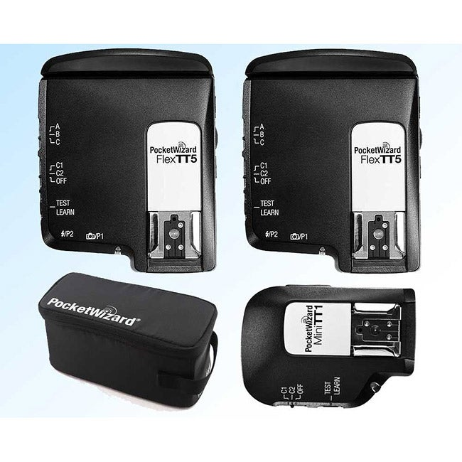 Pocket Wizard Flex Transceivers TT5 -801153 Kit