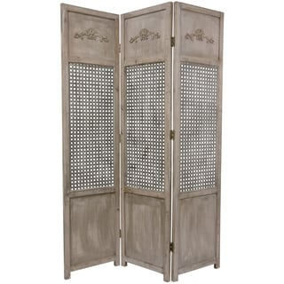 Handmade Open Mesh 6 Foot Room Divider China