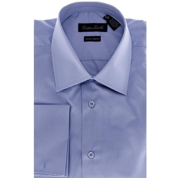 Men's Modern-Fit Dress Shirt