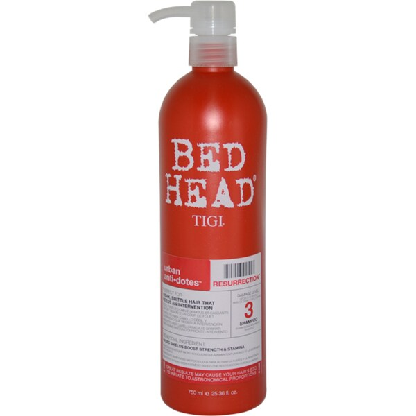 TIGI Bed Head Urban Anti+dotes 25.36-ounce. Resurrection Shampoo