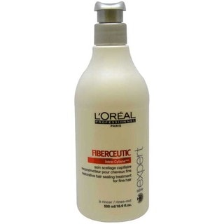 L'Oreal Serie Expert Fiberceutic Restorative 16.9-ounce Hair Sealing Treatment