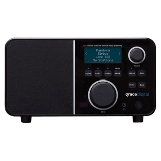 Grace Digital Innovator X GDI-IR2600 Wi-Fi Internet Radio featuring P