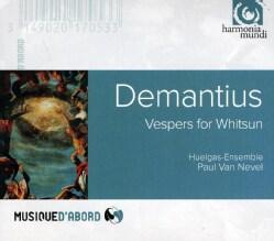 Christoph Demantius - Demantius: Vespers for Whitsun